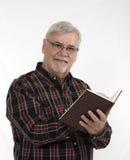 mężczyzna notatek zabranie Fotografia Stock