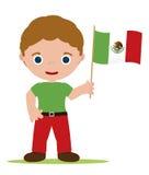 Mężczyzna od Mexico Obraz Stock