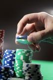 Uprawiać hazard Fotografia Royalty Free