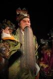 mężczyzna porcelanowa opera obraz royalty free