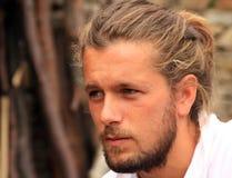 mężczyzna portret Zdjęcie Royalty Free