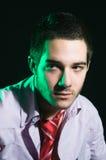 mężczyzna portret Obraz Royalty Free