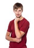 mężczyzna portret Fotografia Stock