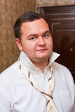 mężczyzna portreta potomstwa Obraz Stock