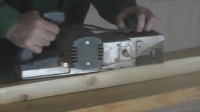 Mężczyzna pracująca musztarda elektryczna zbiory wideo