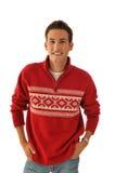 mężczyzna puloweru potomstwa Zdjęcie Stock