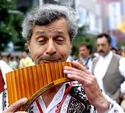 mężczyzna rumanian Fotografia Royalty Free