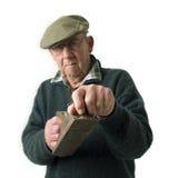 mężczyzna seniora narzędzie Zdjęcia Stock
