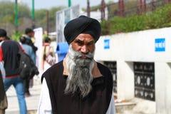 mężczyzna sikhijczyk Obrazy Stock