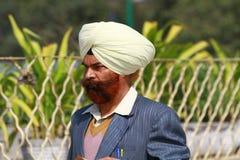 mężczyzna sikhijczyk Obraz Royalty Free