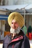 mężczyzna sikhijczyk Zdjęcie Royalty Free