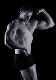 mężczyzna silny Zdjęcie Royalty Free