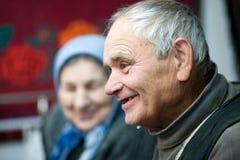mężczyzna stary Fotografia Stock