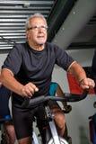 mężczyzna TARGET26_1_ senior Fotografia Stock