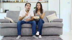 Mężczyzna TV i jego żona zegarek zbiory