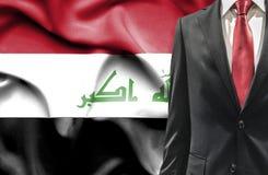 Mężczyzna w kostiumu od Irak zdjęcie royalty free