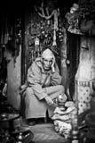 Mężczyzna w Marrakesh kwadracie 4 Fotografia Royalty Free