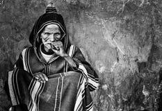 Mężczyzna w Marrakesh kwadracie 5 Obraz Royalty Free