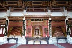 Męczennik świątynia w Kaohsiung mieście zdjęcie royalty free