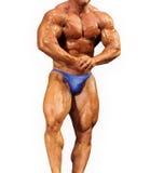 Męskiego ciała budowniczy Zdjęcia Royalty Free