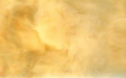 Mętna woda i dymny skutek komputerowy kolaż brązowy linii abstrakcyjne tła zdjęcie Obraz Stock