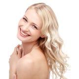 Szczęśliwy uśmiech Zdjęcie Royalty Free
