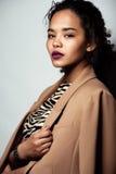 Młoda afrykańska kobieta Zdjęcie Royalty Free