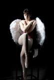 Młoda balerina zdjęcie stock