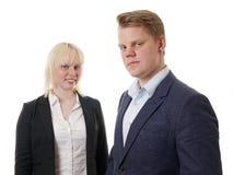 Młoda biznes drużyna Fotografia Stock