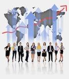 Młoda biznes drużyna Obraz Stock
