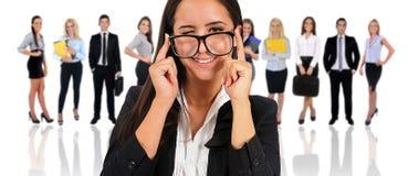 Młoda biznes drużyna Obrazy Stock