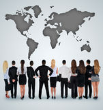 Młoda biznes drużyna Zdjęcie Royalty Free