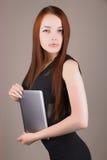 Młoda biznesowa kobieta Fotografia Stock