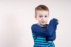 Młoda chłopiec Obrazy Royalty Free