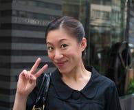 Młoda Chińska kobieta. Obraz Stock