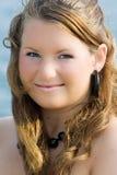 Młoda Dama Portret obraz stock