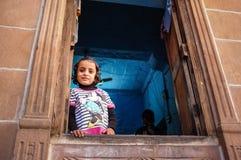 Młoda Indiańska dziewczyna Fotografia Royalty Free