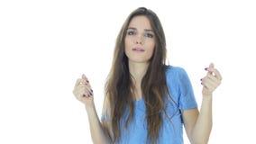 Młoda kobieta Dancin, potomstwa zbiory wideo