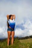 Młoda kobieta styl życia Zdjęcie Royalty Free