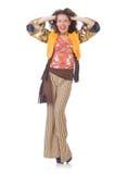 Młoda kobieta w mody pojęciu Zdjęcia Royalty Free