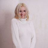 Młoda kobieta z blondynek dreadlocks Fotografia Royalty Free