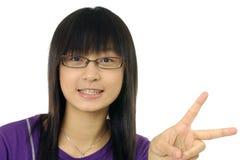 Młoda kobieta zakupy fotografia stock