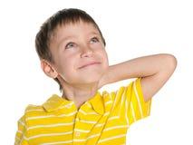 Młoda marzycielka zdjęcie stock