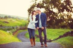 młoda miłość pary obrazy royalty free