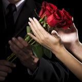 młoda miłość pary obraz royalty free