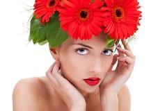 Młoda piękna kobieta fotografia royalty free