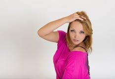Młoda piękna kobieta zdjęcia stock