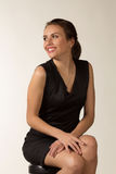 Młoda piękna kobieta Zdjęcia Royalty Free