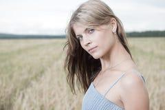 Młoda piękna kobieta mody fotografia Obrazy Royalty Free