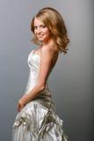 Młoda piękna seksowna blondynka Zdjęcie Royalty Free